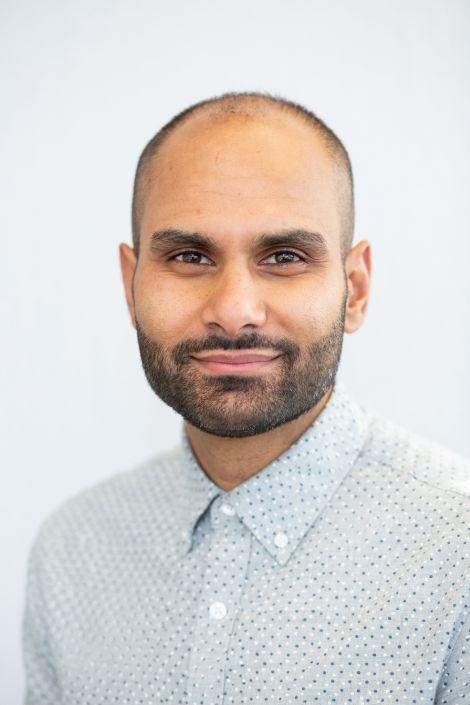 Dr Rahim Moledina
